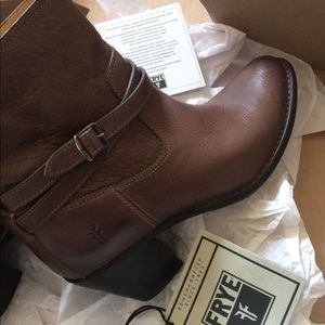 Never worn Frye boots